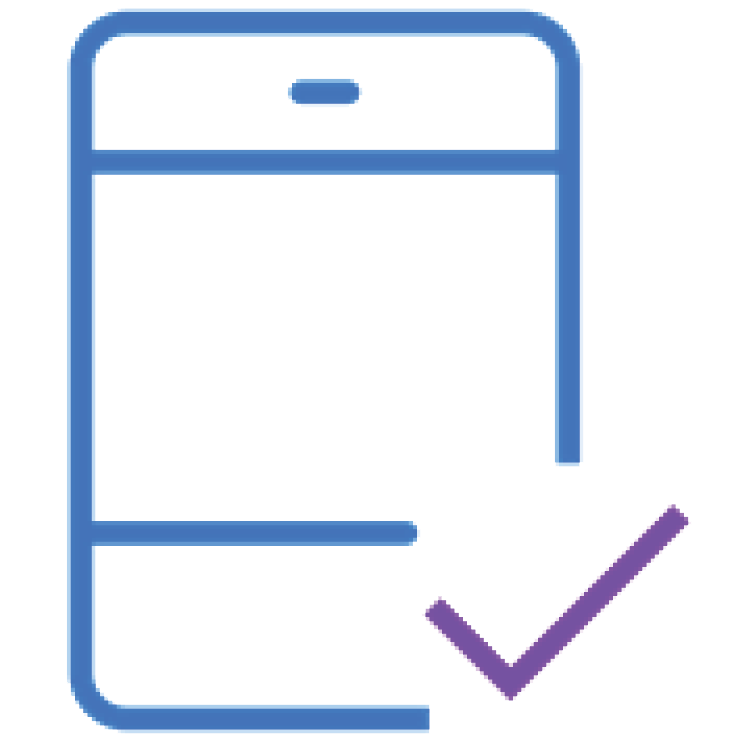 child check-in icon